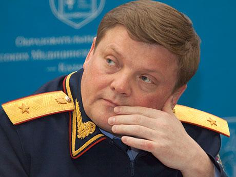Выступление Павла Николаева (на фото) напомнило Тауфику Сафину «дело врачей» времен сталинских репрессий
