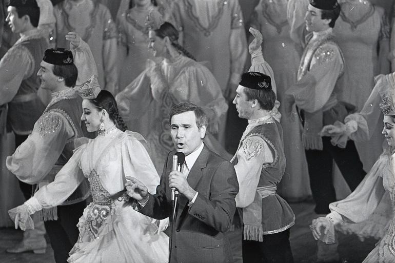 100 лет ТАССР: Табеев иУсманов, из«Рубина» всборную СССР, татарский повар №1
