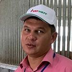 Гияз Идиятуллин заместитель начальника отдела социальных программ поразвитию конного спорта «Татнефти»